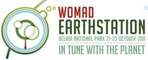 Womad EARTH STATION event